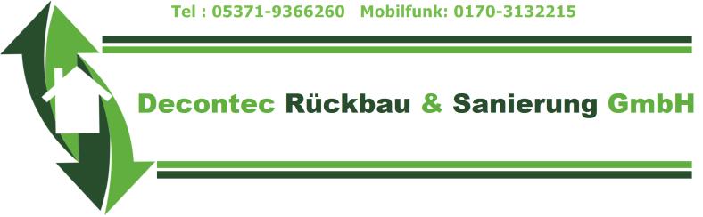 Decontec Rückbau und Sanierung GmbH